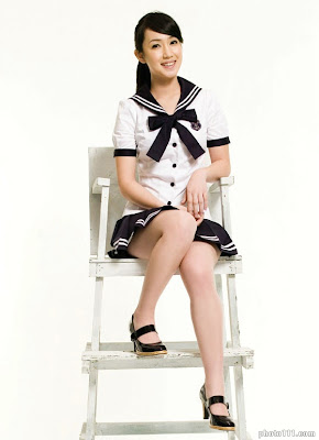 cute china girl albee huang