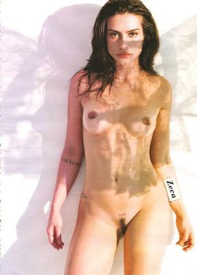 Cl O Pires Nua Na Playboy
