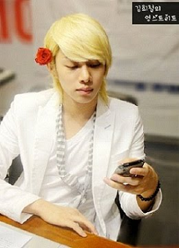 KIM HEECHUL from SUPER JUNIOR