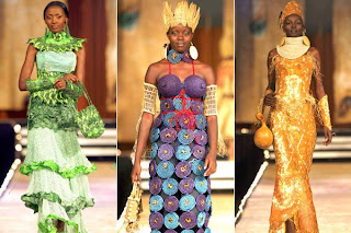 What Are the Meanings of the Symbols on African Clothing?   eHow