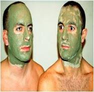 Facial Herba Untuk Lelaki