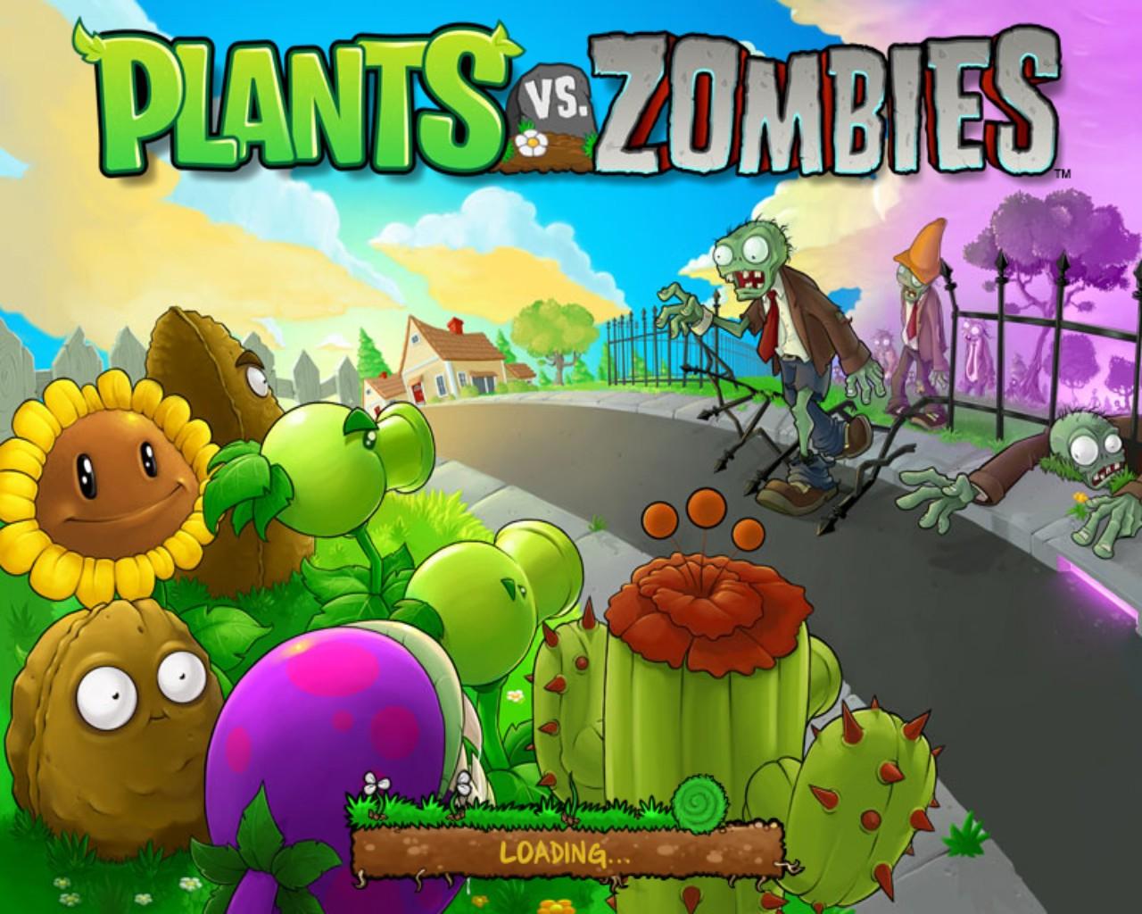 raul informatica's: plants vs zombies - jogo completo