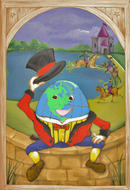 Humpty Dumpty Earth