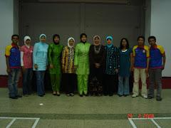 Ceramah Kesehatan reproduksi Remaja. Oleh BKKBN Surabaya