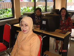 Pelatihan Internet @ Broadband Learning Centre Telkom Mergoyoso Surabaya.