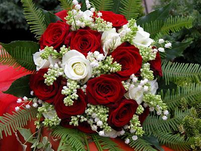 The Flower Magician Valentine 39 S Wedding Bouquet