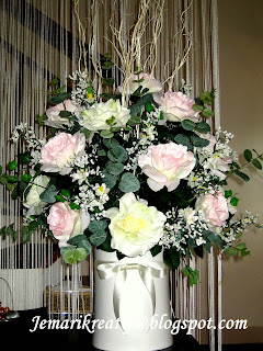 Jemari Kreatif Design English Style Flower