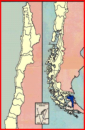 Selknam Historia Ubicacion Geografica