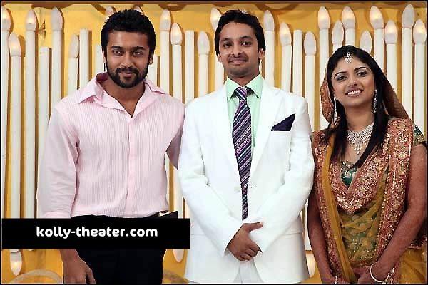 Director Siddique Daughter Marriage Stills-Surya