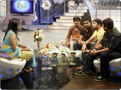 Tamil Padam at koffee with Anu sets