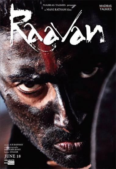 Raavan Movie Posters