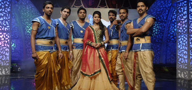 Sneha as guest for Vijay TV's 'Azhagiya Thamizh Magan' Still-2