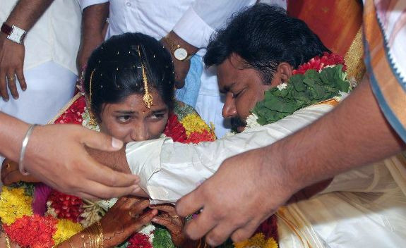 Vijay TV Gopinath Marriage Stills-4