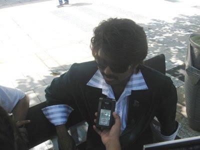 Vijay at Kaaval Kaadhal Sets Malaysia Still 4