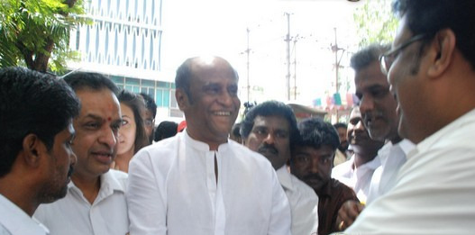 Rama Narayanan -Rajini- Tamil Nadu Film Producers' Council for third time