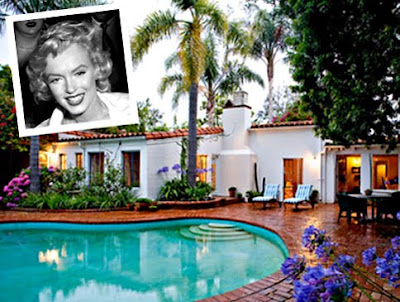 Marilyn Monroe's house in auction for 3.6 million Dollars