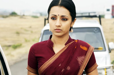 Interview with Trisha:Khatta Meetha