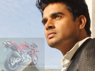 Madhavan Bike passion