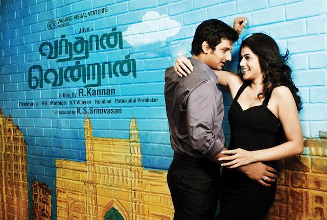 Vandhan Vendran  Posters