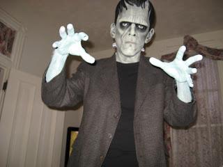 Франкенштейн как сделать