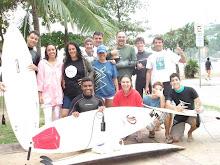 AULA DE SURF - Projeto Surfe Raizes