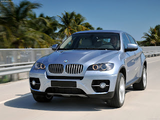 Luxury BMW X6 ACTIVEHYBRID 2010 Wallpapers