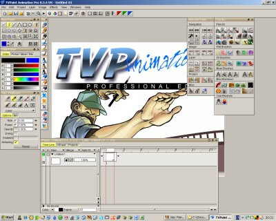 TVPaint Animation Pro 8.5.4 Retail
