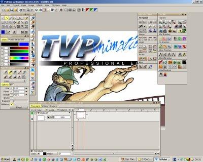 TVPaint Animation Pro 8.5.4 Retail