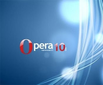Opera 10.00 Build 1551 Beta 1 Portable