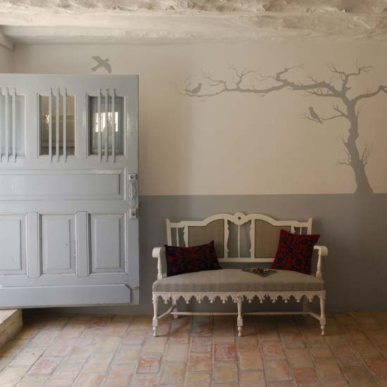 Boiserie blog's: stencil project: più di 35 idee per pareti e altro