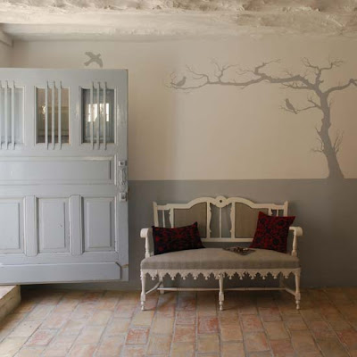 Boiserie & c.: stencil project: più di 58 idee per pareti e altro