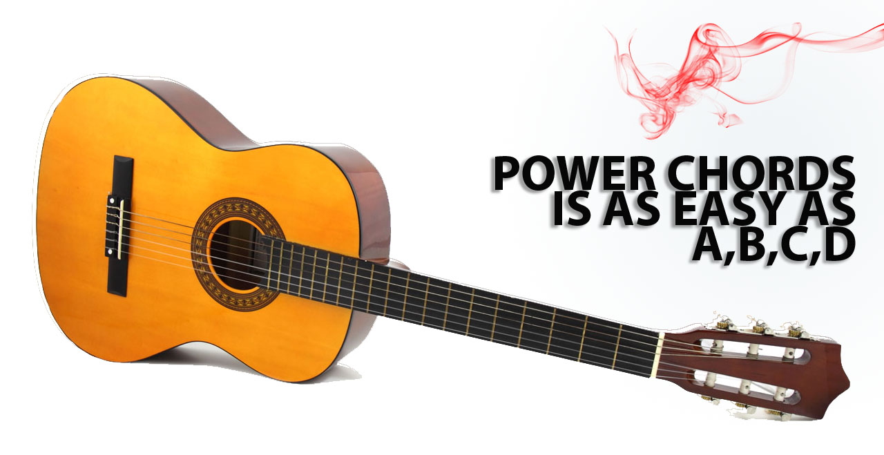 Guitar Tutorials For Beginners Lesson 10 Power Chords