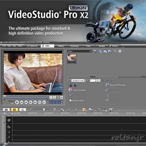 descargar crack de corel videostudio pro x2