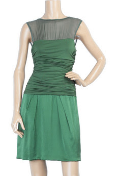 Philosophy di Alberta Ferretti green dress hong kong fashion geek
