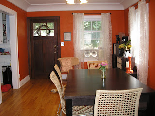 Home Tour Entry Dining Room