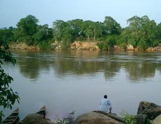 جانب من منطقة النيل الأزرق