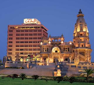 قصر البارون في القاهرة