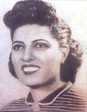 عالمة الذرة المصرية سميرة موسى