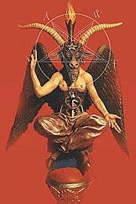 عبدة الشيطان لعنهم الله