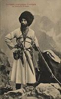 مقاتل من الشركس خلال القرن الثامن عشر