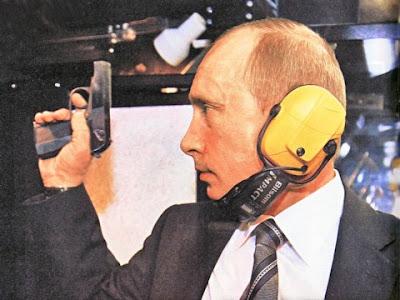 Vladimir Putin en XLSEMANAL 21/01/07