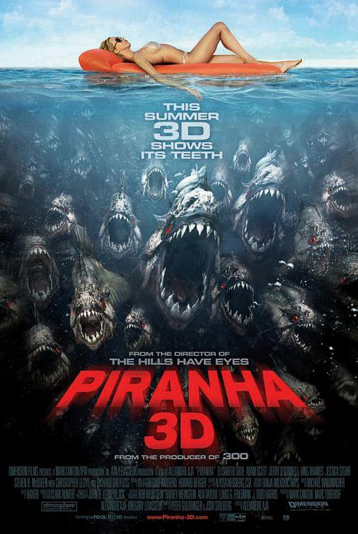 Pirañas 3D(2010)