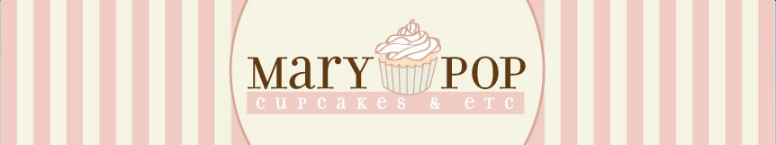 Mary Pop Cupcakes