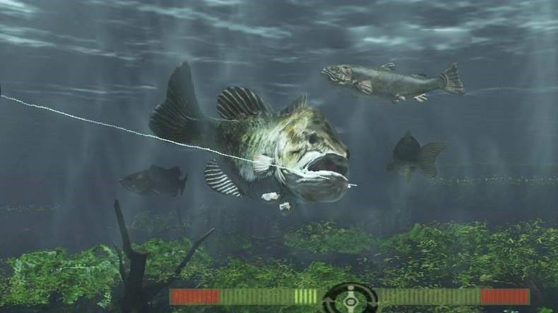 Rapala pro bass fishing coming in autumn for Bass fishing game