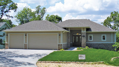 Builder Jason Bekebrede, Monticello Homes, Has Created The Ideal Home For  Enjoying The Lake Lifestyle. It Is Also A Home That Can Accommodate The  Changing ...