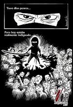 Un ninja indignado por Mariano Antonelli 2