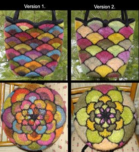 Felt Projects: 6 FREE Felted Knitting Patterns