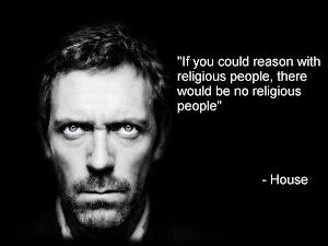 Sabias palabras de House