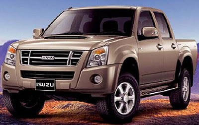 Isuzu vehicle that is based upon the D-MAX chassis is the sporty Isuzu
