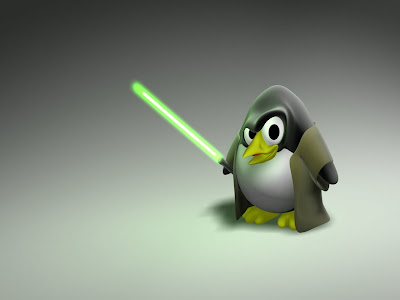 tux wallpaper. jedi-tux-linux-wallpapers.jpg